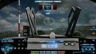 Battlefield 3 Jet Gameplay | 69-1 | Conquest Large | Caspian Border - Est0niaVisit