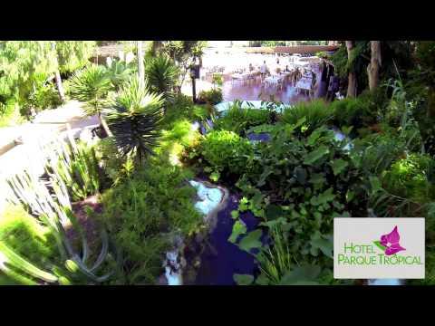 VIDEO HOTEL PARQUE TROPICAL