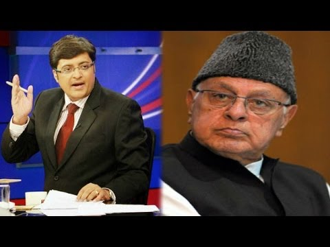The Newshour Direct -  Farooq Abdullah (30th March 2014)