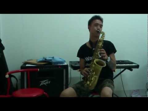 RIVANS CHRISTIAN - RISALAH HATI (DEWA 19 COVER) SAXOPHONE INSTRUMENT VERSION.mp4
