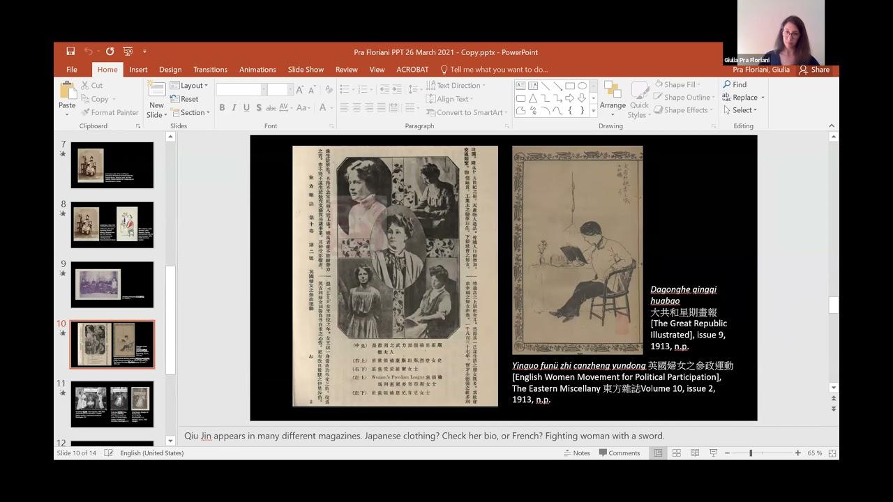Download Panel 2: Gender in Global Intellectual History