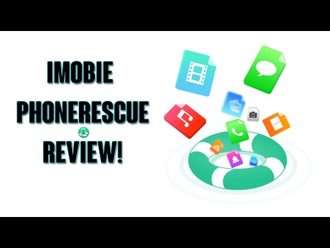 iMobie PhoneRescue Review!