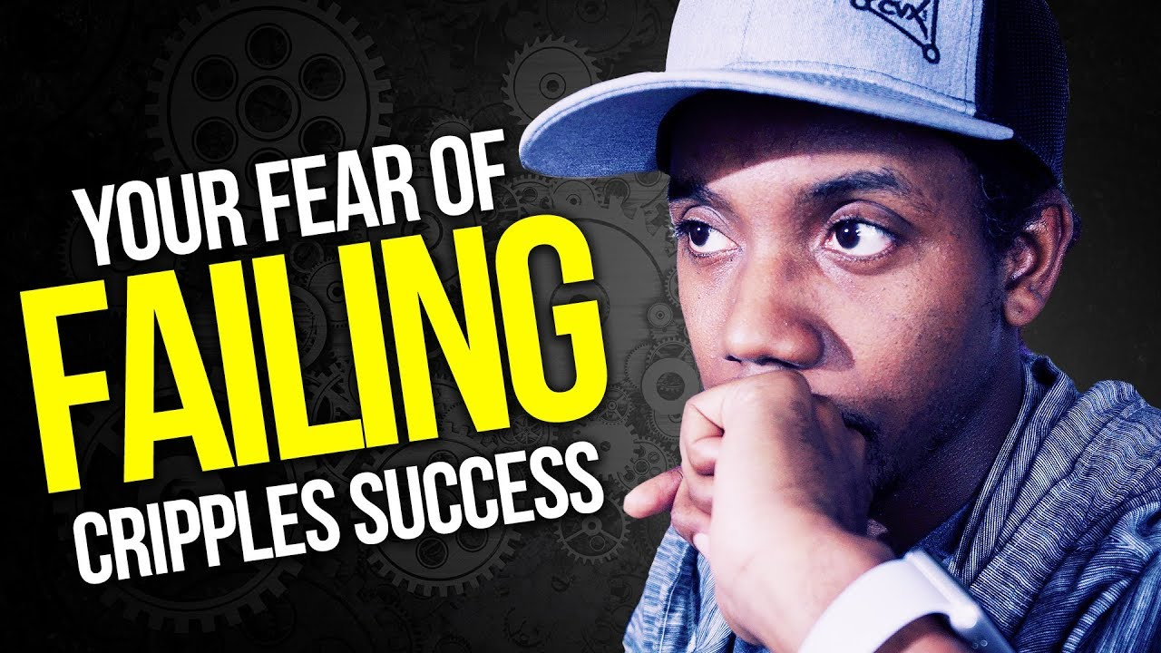 OVERCOME YOUR FEAR OF FAILURE | ROBERTO BLAKE