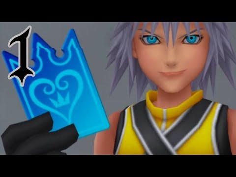 Kingdom Hearts - Re: Chain of Memories - Reverse/Rebirth - Part 1 - Riku's Story