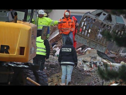 RETTENBACH: Totes Mädchen nach Explosion in Wohnhaus gefunden