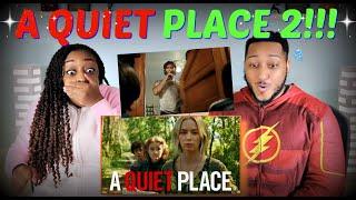 """""""A Quiet Place: Part II"""" REACTION!!!"""