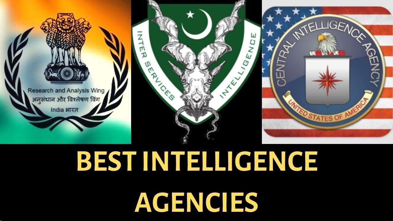 10 Best Intelligence Agencies in the World - YouTube