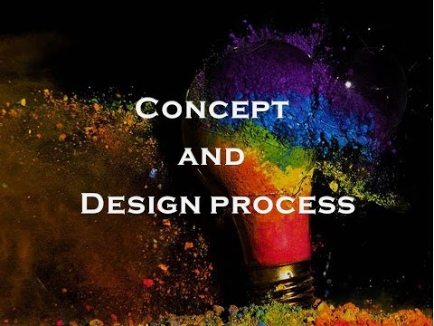 Architectural Concept and Design process