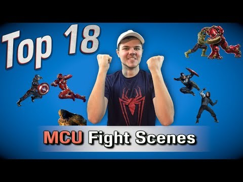 Ranking every MCU fight scene from worst to best (Avengers Infinity War Countdown)