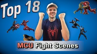 Every MCU fight scene ranked from worst to best (Avengers Infinity War Countdown)