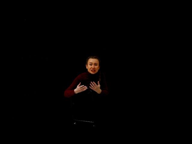 Изображение предпросмотра прочтения – ВалерияСайбель читает произведение «Без гнезда» И.С.Тургенева
