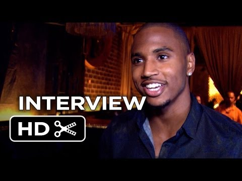 Baggage Claim Interview - Trey Songz...