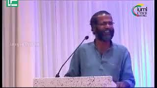 Malayalam talk on Swami Vivekananda by Dr. Sunil P Ilayidam