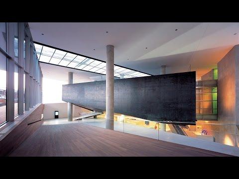 삼성미술관 Leeum 건축물 소개 - 기획전시장 (삼성아동교육문화센터)
