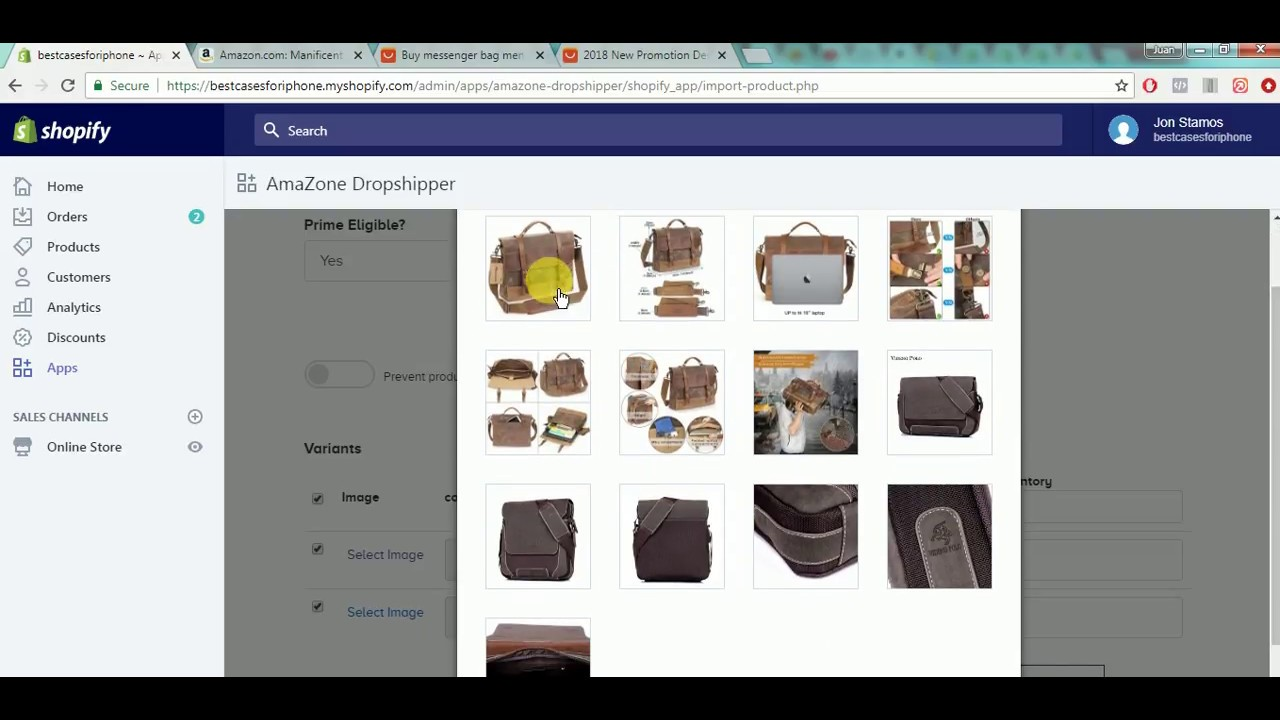 Amazon Money Tranfer O Dropshipping Shopify – Minerva