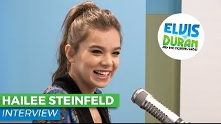 "Hailee Steinfeld Talks Met Gala And ""Most Girls"" Inspiration 