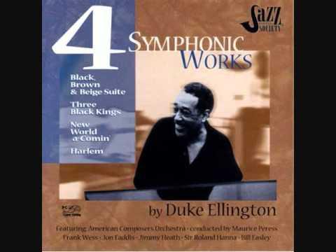 "Martin Luther King (The 3rd movement of "" Three Black Kings"") / Duke Ellington"
