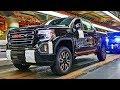 GM Truck Factory ? 2020 Chevrolet Silverado, 2020 GMC Sierra
