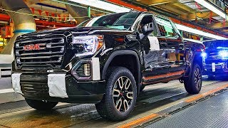 GM Truck Factory – 2020 Chevrolet Silverado, 2020 GMC Sierra