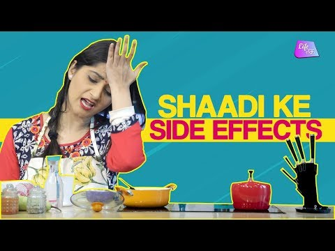 Shaadi Ke Side Effects   Honest Confessions Of An Indian Housewife  #Bhadaas   Life Tak