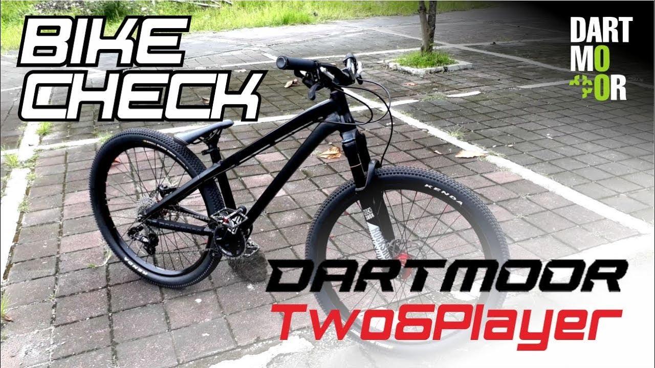 Dartmoor Two 6 Player 2017 Custom Build Black on Black Bike Check ...