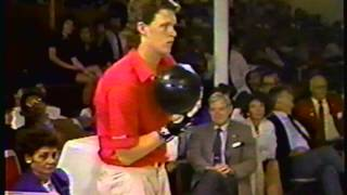 1990 NCBC Men's Bowling Team Championship - Nebraska vs Wichita State