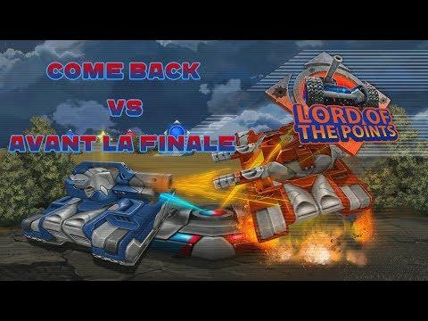 Come Back vs Avant La Finale TOF Lords of the Points 18.4.2018