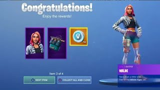 *QUICK* GET THE NEW *SALVAGE PACKAGE* FREE [START PACK] FROM FORTNITE SEASON 9!!