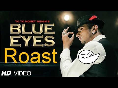KTvsT - Honey Singh Blue Eyes roast