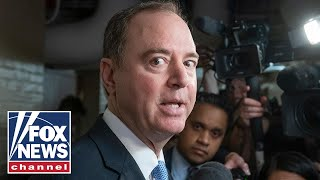Schiff speaks after the release of impeachment inquiry report
