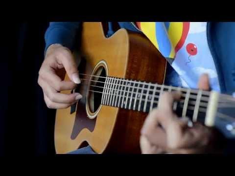 "Matteo Gobbato ""Braveheart (arranged for acoustic guitar)"" - GS Mini"
