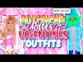 Gambar cover MY BOYFRIEND RATES MY VALENTINE'S DAY OUTFITS IN ROYALE HIGH! Royale High Challenges