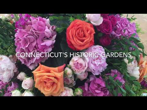 Connecticut's Historic Gardens Tour