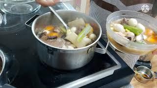 김뻔여사뚝딱요리 #메추리알 소고기 장조림#