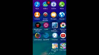 all apps review in Samsung z1phone