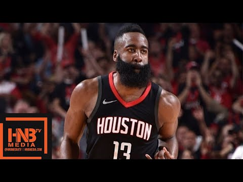Houston Rockets vs Utah Jazz 1st Half Highlights / Game 5 / 2018 NBA Playoffs