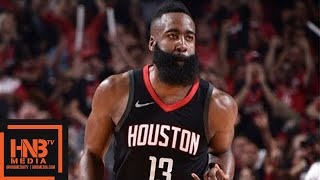 Houston Rockets vs Utah Jazz 1st Half Highlights / Game 5 / 2018 NBA Playoffs