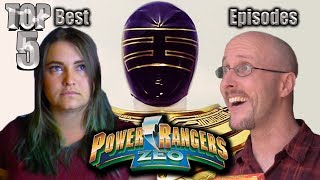 Top 5 Best Power Rangers Zeo Episodes