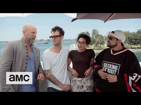 Geeking Out: 'Preacher Cast' Bonus