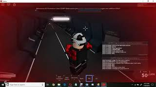 Roblox Site 113 SCP-E Gameplay