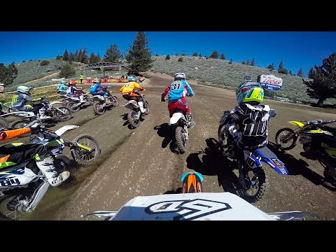 Supermini battle at Mammoth MX ft Dilan Schwartz