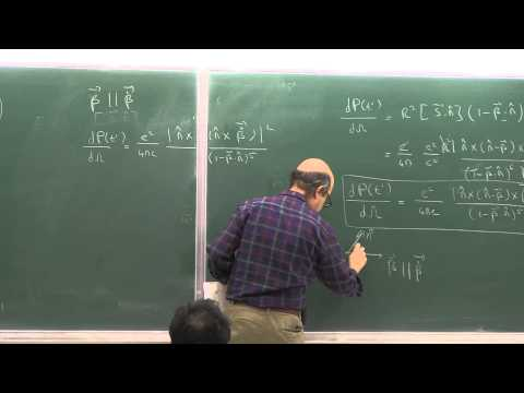 Electromagnetic Theory II - Lecture 25.1