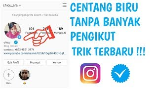 Download cara mendapat kan centang biru,blue tick instagram | tante tutorial