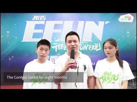 [OFFICIAL] 2015 Wefun mobile e-Sport tournament- China Telecom Dazzle