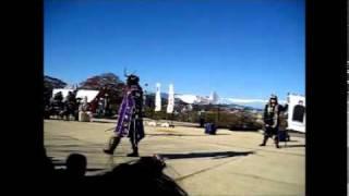 2011年11月27日青葉城にて^^