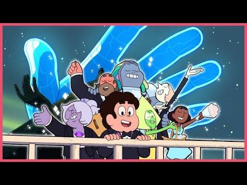 the diamonds are back the wedding steven universe reunited