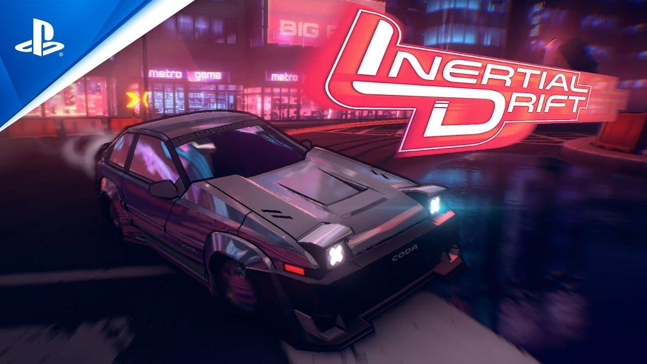 Inertial Drift - Launch Trailer | PS4
