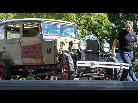 Freshly rebuilt engine goes back into our Ford Model A | Redline Update #22