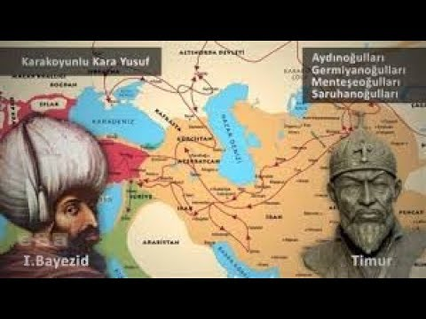 Əmir Teymurla Sultan Bəyazidin məktublaşması - TƏƏSSÜF DOĞURAN TARİXİ YAZIŞMA