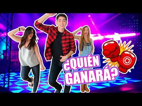 BATALLA DE BAILE ft. Juan de Dios Pantoja & SandraCiresArt | RETO: IMITANDO COREOGRAFÍAS! ♥